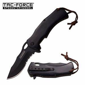 Coltello Chiudibile A/O TF936BK Tac Force Knife Messer Couteau Navaja