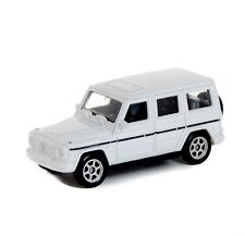 Mercedes Benz G Class Wagon G500 V8 W463 White Welly NEX 1:60 1:64 No. 52239