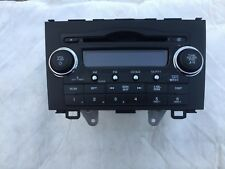 #HONDA CR-V CRV CD RADIO PLAYER MP3 2007 2008 2009 2010 2011 2012 WITHOUT CODE
