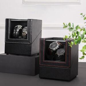 Watch Storage Display Box Automatic Mechanical Winder Holder Watch Organizer