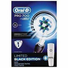 Oral- B Pro 700 Electric Toothbrush - Black
