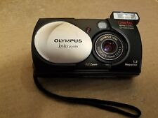 Olympus Camedia D-150 Brio Zoom 1.3MP Digital Camera 2-AA SmartMedia #102029695