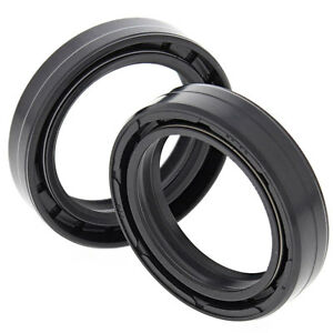 Front fork 37mm oil seals pair Honda CBR250RR MC22 1991-2000