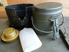 Swedish Army Cookset - GRADE 2