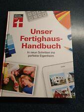 Unser Fertighaus-Handbuch Buch Hausbau