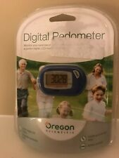 OREGON Scientific Digital Pedometer PE320  WA101 New