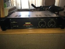 Yamaha Stereo Amplifier Model P2050