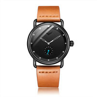 2021 MVMT Style ONOLA Stainless Steel Simple Leather Class Luxury Casual Watch
