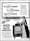 1954 Lee Meriwether Miss America Philco television vintage photo Print Ad adl32 photo