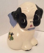 Block Pottery California Vintage Boston Terrier