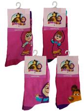 Calze Bambina Masha e Orso Abbigliamento Bimba PS 09713