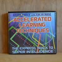 Accelerated Learning Techniques: Brian Tracy & Colin Rose Audiobook 7CDS