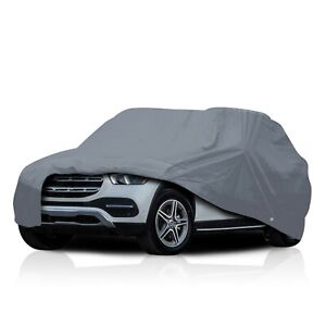 [CSC] 4 Layer Full Car Cover for Saturn Astra Hatchback 2007-2010 UV Protection