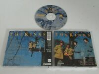 The Kinks ‎– A Retrato Of / Castle Communications ‎– Chc 7084 CD
