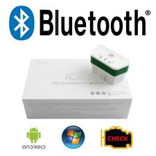Vgate iCar 2 BT OBD2 Diagnose Interface - WindowsPhone Android Weiß/Grün