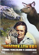 EL HOMBRE Y LA TIERRA FAUNAS VENEZOLANA Y CANADIENSE DVD NUEVO ( SIN ABRIR )