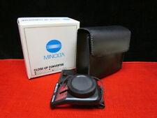 Minolta Close-Up Converter