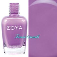 ZOYA ZP514 PERRIE glossy cool-toned lavender nail polish lacquer 0.5 oz NEW
