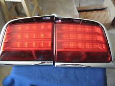 OEM Toyota for LEXUS 08-11 LX570 TAIL LAMP ASSEMBLY~R-81580-60220/L-81590-60250