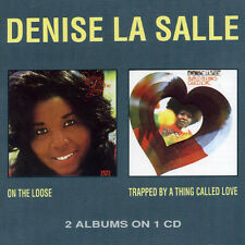 Denise LaSalle, La S - On Loose/Trapped By a Thing Called Love [New CD]