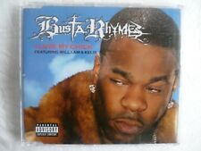 "Busta Rhymes ""I Love My Chick"" UK CD Single (2006) 1702859 Ft. Kelis, Will.i.am"