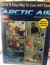 ARCTIC AIR Quick & Easy Way to Cool Air Conditioner US Seller As seen on TV
