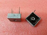 5x LITE-ON KBPC3506W 600V 35A 400A-SURGE SINGLE PHASE BRIDGE RECTIFIER MODULES
