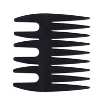Two-sided fishbone comb wide tooth comb detangling hairbrush scalp massage SU