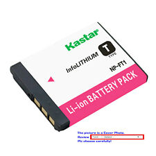 Kastar Replacement Battery for Sony NP-FT1 & Sony Cyber-shot DSC-T5/N Camera