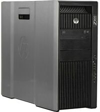 HP Z800 Workstation Dual Xeon X5675 3.06GHz 32GB RAM 2TB HD Window 7 Pro 12 Core