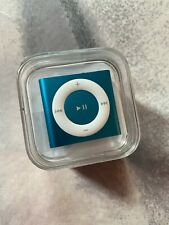 Apple iPod Shuffle 4th Gen 2GB • BLUE •  Brand New Sealed • TRUSTED USA SELLER