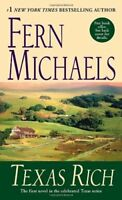 Complete Set Series - Lot 4 Texas books by Fern Michaels (Historical Romance)