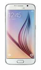 Samsung Galaxy S6 SM-G920V - 32 GB - White Pearl Verizon unlocked FREE POWERBANK