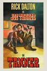 Rick Dalton is Joe Tanner in Tanner Poster 24X36 inches