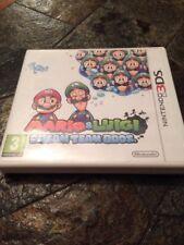 jeu 3DS - MARIO LUIGI DREAM TEAM BROS