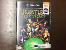 """""""Gauntlet: Dark Legacy"""" for the Nintendo Gamecube (and Wii)"""