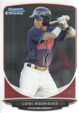 2013 Bowman Chrome Prospects #BCP216 Luigi Rodriguez Cleveland Indians