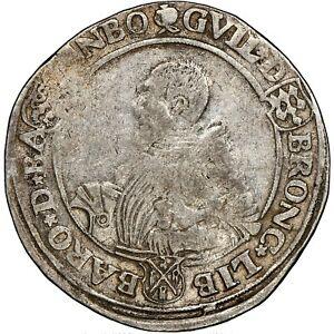 1559 Batenburg William of Bronckhorst Dav 8558 Daalder 1559 NGC VF35