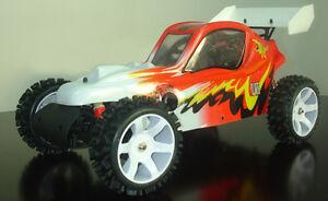 S.C.E. SUPER COCODRILE BUGGY ELETTRICO BRUSHLESS 1:5 RADIO 2.4gHZ 2WD ARTR VRX