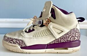 Air Jordan Spizike GS 'Bordeaux' Spike Lee ~ Mars Blackmon ~ Size Men 7-7Y-W8.5