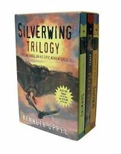 The Silverwing Trilogy Boxed Set: Silverwing; Sunwing; Firewing