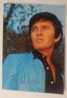 Autogramm Rex Gildo Autogrammkarte Original Unterschrift ♥ (57870)