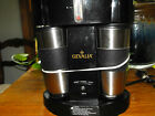 Gevelia Coffee Maker Stainless Steel Two Cup Used photo
