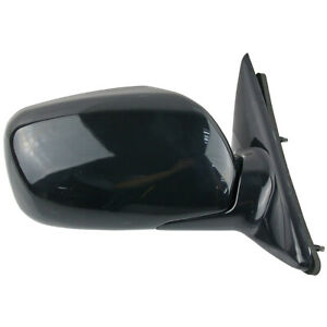 Front Right Black Electric Door Side Mirror For Camry SXV20 MCV20 1996-01