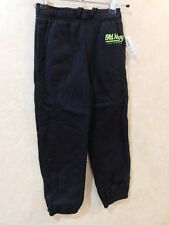 Nwt Old Navy Jogging Black Sweat-Pants Xs 5 Kids/Girls _ R17F4