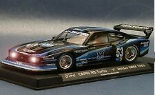 FLY  A147L  99005 Ford Capri - DW Zolder DRM with lights  NEW  NUEVO 1/32