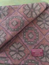 "NEW Pottery Barn SABYASACHI PATOLA FLORAL TILE  PILLOW COVER 20"" Bohemian ROSE"
