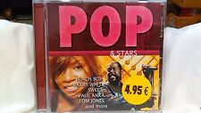 Rare Pop & Stars Import CD Beach Boys Barry White Paul Anka Tom Jones     cd2570