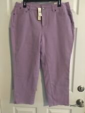 Talbots Womens Ankle Pants Size 14W