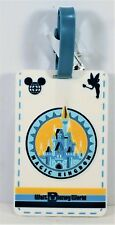 Walt Disney World 2018 Parks Luggage Tags Hangtag Just Released BRAND NEW